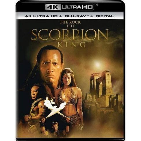 The Scorpion King (4K/UHD) - image 1 of 1