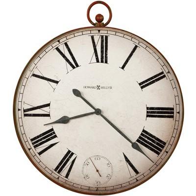 Howard Miller 625647 Howard Miller Gallery Pocket Watch II Wall Clock 625-647