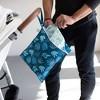 Bumkins Wet Bag Blue Tropic - image 2 of 4