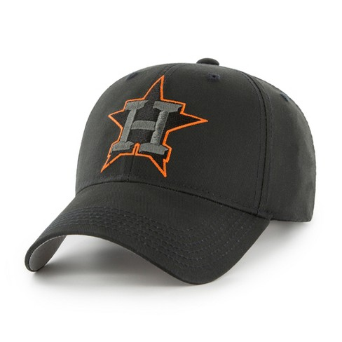 MLB Houston Astros Classic Black Adjustable Cap/Hat by Fan Favorite - image 1 of 2