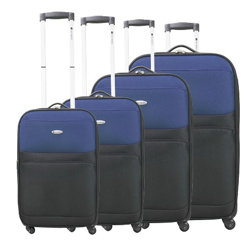 Dumont Lynx 4pc Spinner Luggage Set - image 1 of 4