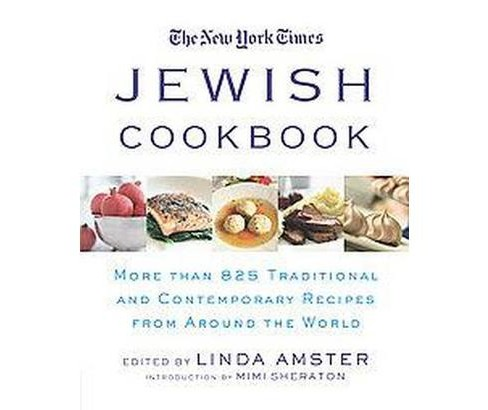 New York Times Jewish Cookbook : More Than 825 Traditional and Contemporary Recipes from Around the - image 1 of 1
