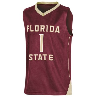 NCAA Florida State Seminoles Boys' Basketball Jersey