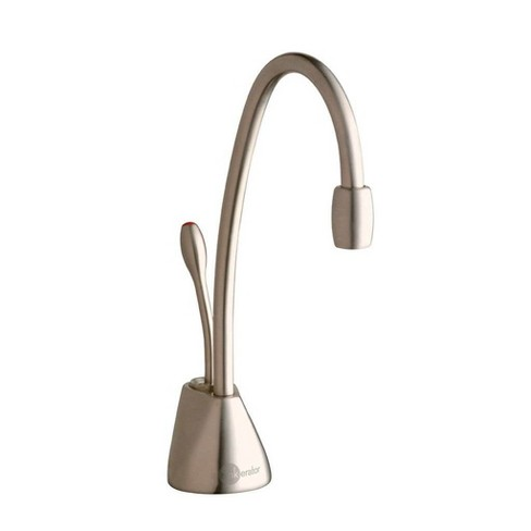 InSinkErator Instant Boiling Hot Water Only Faucet Dispenser Tap, Satin Nickel - image 1 of 4