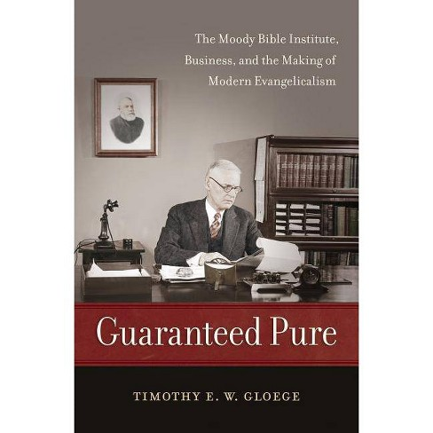 Guaranteed Pure - by  Timothy Gloege (Paperback) - image 1 of 1