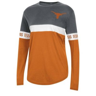 NCAA Texas Longhorns Women's Long Sleeve T-Shirt