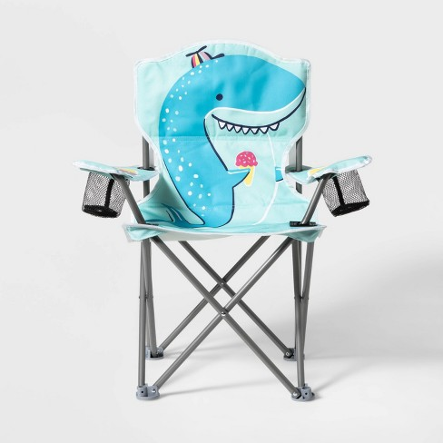 Shark Character Kids' Chair - Sun Squad™ - image 1 of 4