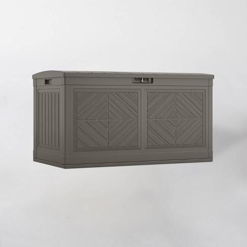 80gal Stoney Resin Deck Box - Suncast - image 1 of 3