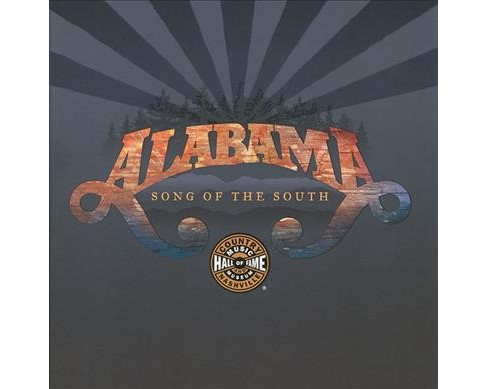 Alabama : Song of the South -  (Paperback) - image 1 of 1