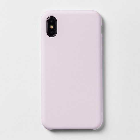 huge selection of c7531 3a18f heyday™ Apple iPhone X/XS Silicone Case - Pink
