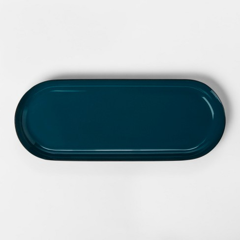 Enameled Capsule Tray - Blue/Black - Project 62™ - image 1 of 5