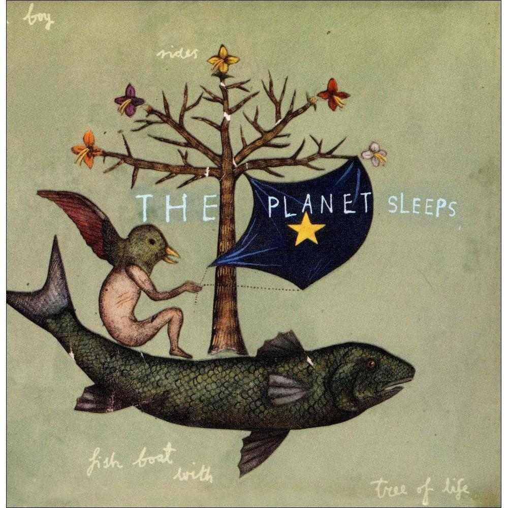 Various - Planet Sleeps (CD)