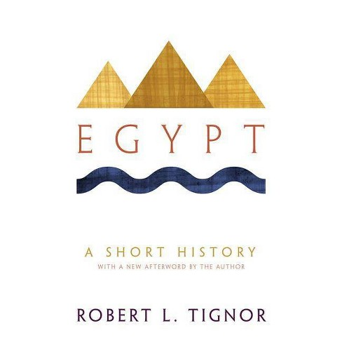 Egypt - by  Robert L Tignor (Paperback) - image 1 of 1