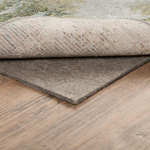 Gray Premier Solid Rug Grip Pad - Oriental Weavers - image 1 of 3