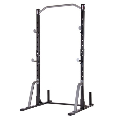 Body Champ PBC530 U Frame/ Cage Power Rack System & Olympic Weight Plate Storage - image 1 of 4
