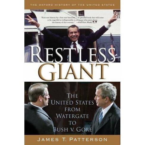 Restless Giant - (Oxford History of the United States (Paperback)) by  James T Patterson (Paperback) - image 1 of 1