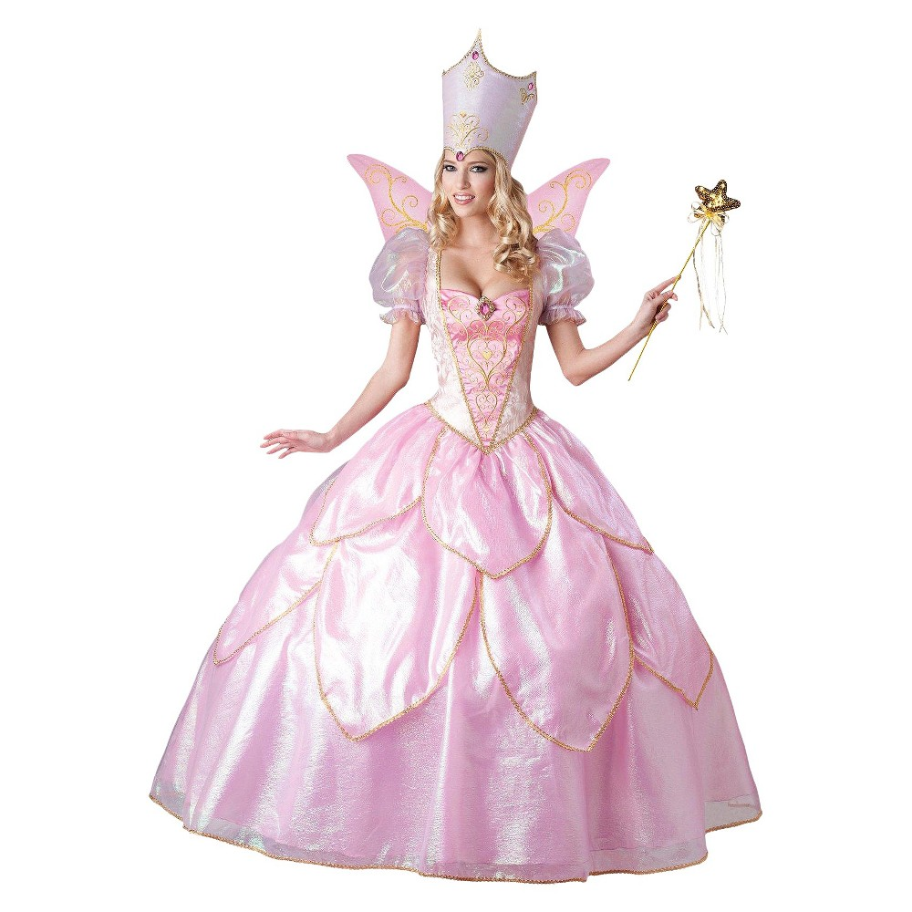 Image of Halloween Women's Fairy Godmother Costume Large, Black