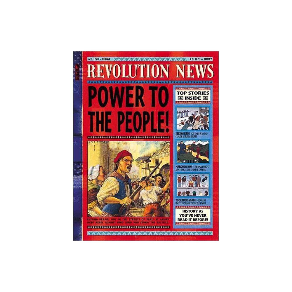 History News Revolution News By Christopher Maynard Paperback