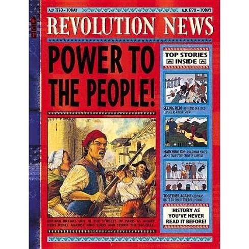 History News: Revolution News - by  Christopher Maynard (Paperback) - image 1 of 1