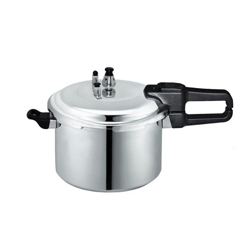 Brentwood Aluminum 5.5L Pressure Cooker - image 1 of 4