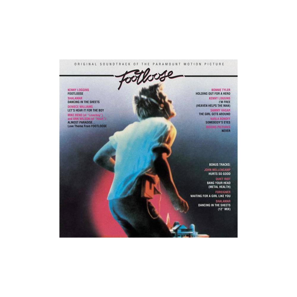 Original Soundtrack Footloose Expanded Edition Cd