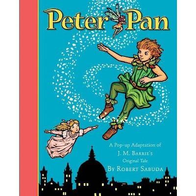 Peter Pan - (Hardcover)