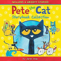 Pete the Cat Storybook Collection (Pete the Cat)(Hardcover)by James Dean