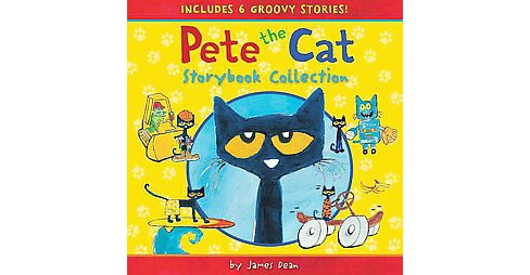 Pete the Cat Storybook Collection (Pete the Cat) (Hardcover) by James Dean - image 1 of 1
