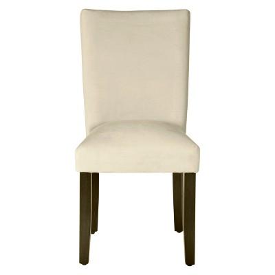 Parsons Velvet Dining Chair (Set Of 2)   HomePop