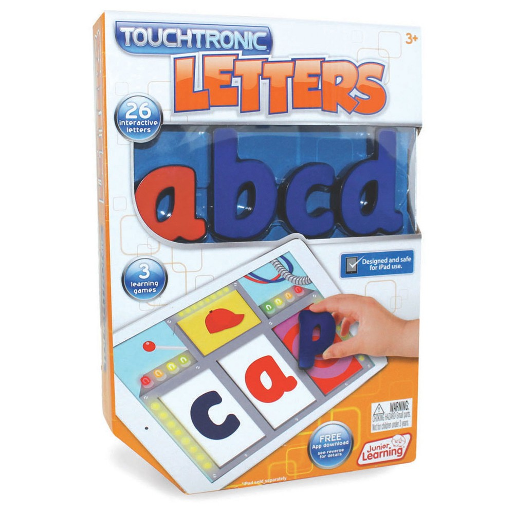Image of Junior Learning Touchtronic Letters