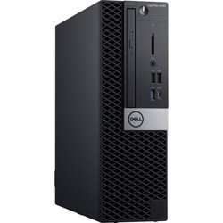 Dell OptiPlex 5000 5060 Desktop Computer - Intel Core i7 (8th Gen) i7 - 8700 3.20 GHz - 8 GB DDR4 SDRAM - 500 GB HDD - Windows 10 Pro 64