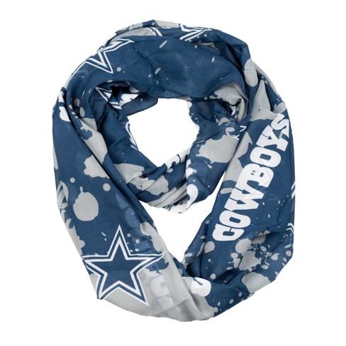 140be686 NFL Dallas Cowboys Infinity Scarf