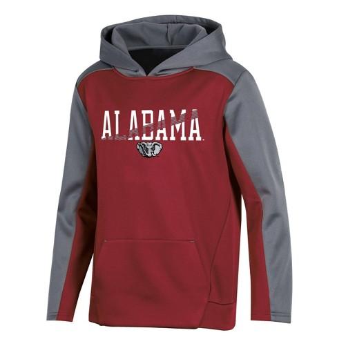 NCAA Alabama Crimson Tide Boys' Long Sleeve Pullover Hoodie  - image 1 of 2