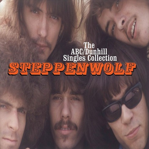 Steppenwolf - Abc/Dunhill singles collection (CD) - image 1 of 1