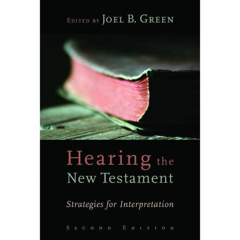 Hearing the New Testament - 2 Edition (Paperback) - image 1 of 1