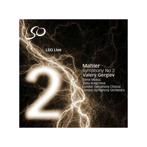 London Symphony Orchestra - Mahler: Symphony No.2, Adagio from Symphony No.10 (CD) - image 1 of 1