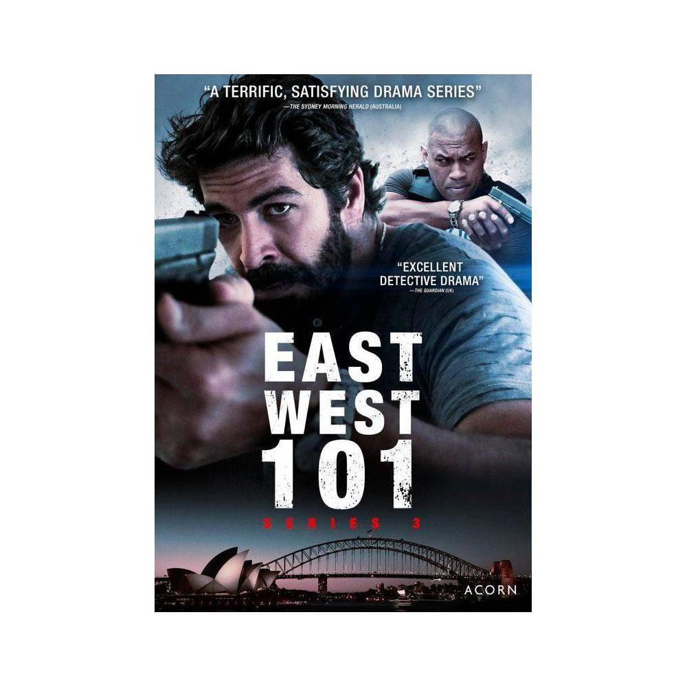 East West 101 Series 3 Dvd