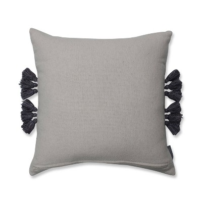 "18.5""x18.5"" Ombre Tracks Throw Pillow - Pillow Perfect : Target"