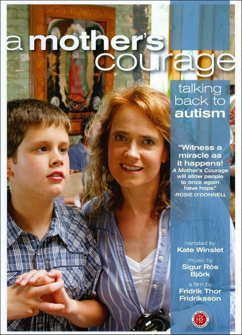 Mother's courage:Talking back to auti (DVD) - image 1 of 1