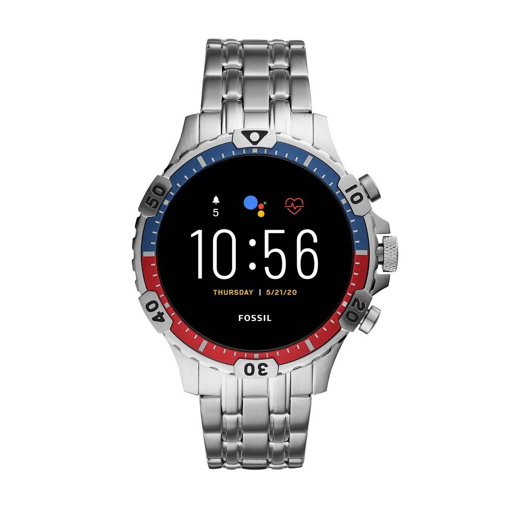 Fossil Gen 5 Smartwatch - Garrett HR Stainless Steel was $295.99 now $199.0 (33.0% off)