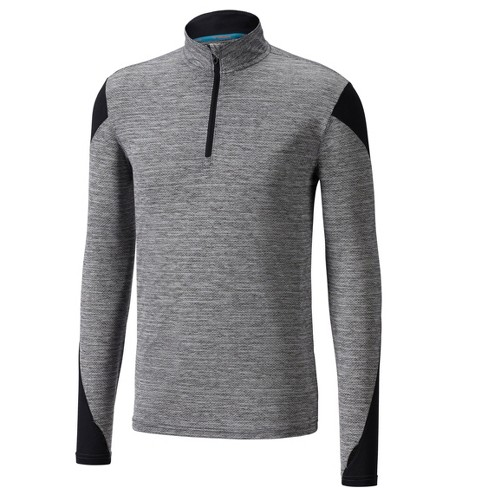 Mizuno Men s Alpha 2.0 Half Zip Long Sleeve Running Shirt   Target eb65787f7cdd