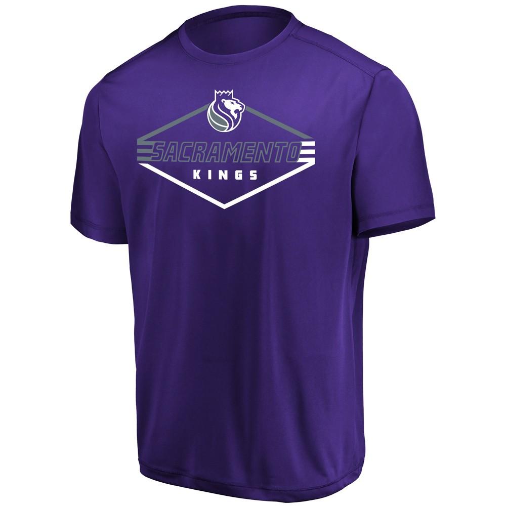 Sacramento Kings Men's Appreciate the Journey Performance T-Shirt XL, Multicolored