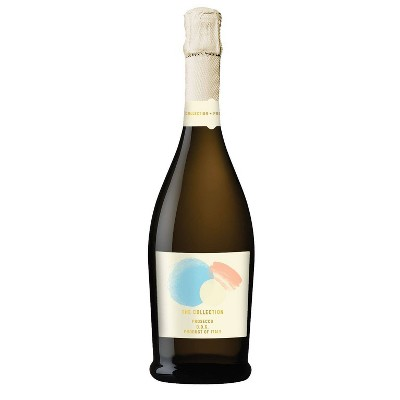 Prosecco Sparkling White Wine - 750ml Bottle - The Collection