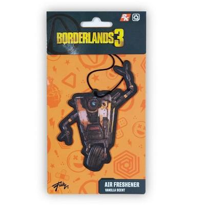 Just Funky Borderlands Claptrap Hanging Air Freshener - Vanilla Scented