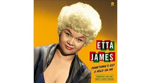 Etta James - Something (Vinyl) - image 1 of 1