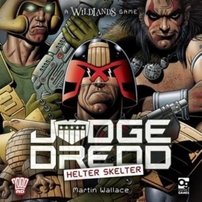 Judge Dredd - Helter Skelter Board Game