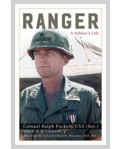 Ranger : A Soldier's Life (Hardcover) (Ralph Puckett) - image 1 of 1