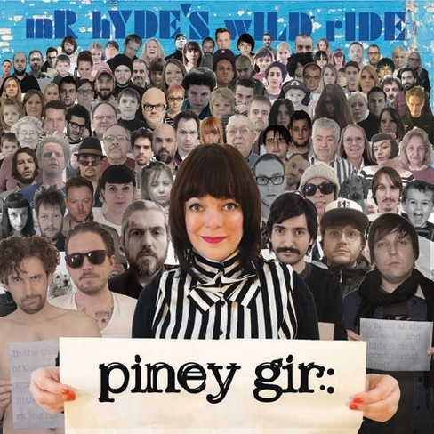 Piney gir - Mr. hyde's wild ride (CD) - image 1 of 1