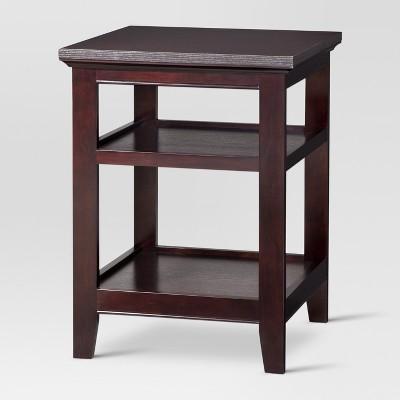 Carson Side Table Espresso - Threshold™