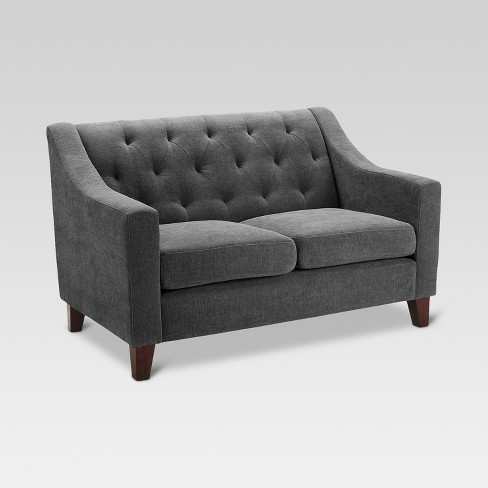 Felton Tufted Loveseat - Threshold™ - image 1 of 11